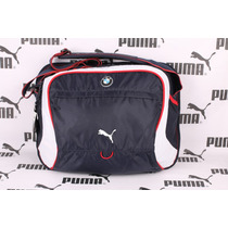 Messenger Puma Bmw 100% Original New Porta Laptop Mochila