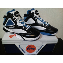 Tenis Reebok Pump Shaq Orlando Magic Talla 12us 30cm 10 Mex