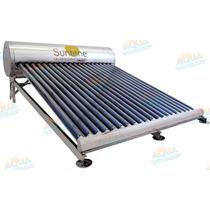 Calentador Solar 240 Litros. Sin Subir Tinaco