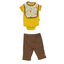 Winnie The Pooh Walt Disney Niños Recién Nacidos Snapsuit Pa