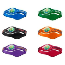 Lote 10 Pulsera Power Balance Ed. Nba Monster