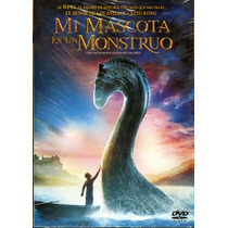 Dvd Mi Mascota Es Un Monstruo ( The Water Horse ) 2007 - Jay