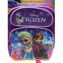 Mochila De Disney Frozen Es 100% Nueva Y Original !!!!!