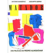 Dvd Matador ( Matador ) 1986 - Pedro Almodovar / Antonio Ban