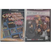 Mortal Kombat Game Cube Video Juegos Pieza Desde 99