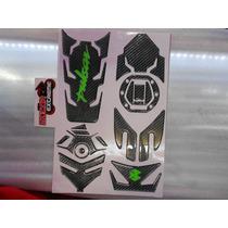 Kit Protector De Yugo Completo Bajaj Pulsar 200ns Verde1