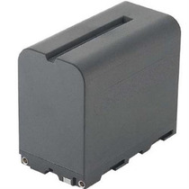Bateria Modelo Np-f970 Para Lamparas Led Y Videocamara