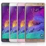 Samsung Galaxy Note 4 Cuad Core 4g Lte 32gb 3gb Ram 16mp