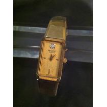 Reloj Bulova Japones Vintage Cuarzo Dama