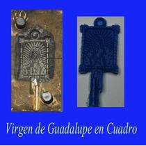 Troquel De Inyeccion De Cera Y Plastico, Virgen D Guadalupe