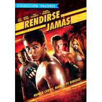 Dvd Rendirse Jamas ( Never Back Down ) 2008 - Jeff Wadlow