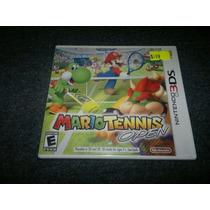 Mario Tennis Open Nuevo Y Sellado Para Nintendo 3ds,checa