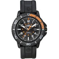 Reloj Timex Caballero Digital Negro Naranja T49940