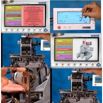 Manual Reparacion Bordadoras Series Pr