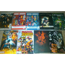 Omnibus Monster Absolute Civil War Marvel Zombies Comics Vid
