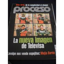 Proceso - La Nueva Imagen De Televisa #1532 Marzo 2006
