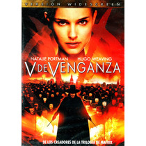 Dvd V De Venganza ( V For Vendetta ) 2006 - James Mcteigue