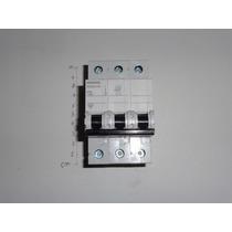 Interruptor Para Riel 3 Polos 16 Amperes 3x16 Varios Siemens