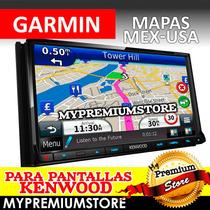 Mapas Garmin Todo Mexico Y Eu Para Pantallas Stereo Kenwood