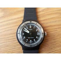 Reloj Timex, Tipo Buzo, De Cuerda, Vintage.