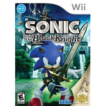 Sonic And The Black Knight Wii Nuevo Citygame