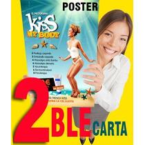 Poster O Cartel Publicitario Doble Carta, Imp En Offset