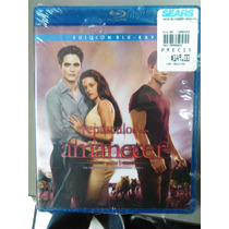 Pelicula Blu Ray. Crepusculo Amanecer