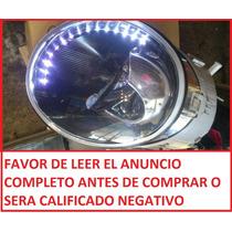 Faro Para Beetle Modificado Con Leds Fondo Negro 98-05