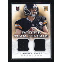 Landry Jones Tarj C Jersey Rc Momentum 2013 Steelers Rnt
