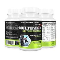 Multivitamínicos Nutrientes Dirigidas Multimax Para Hombres