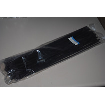 Cincho De Nylon Color Negro 50 Cm X 8 Mm 100 Pz I16