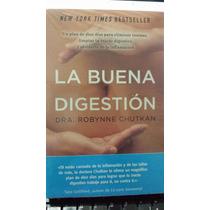 La Buena Digestion, Dra Robynne Chutkan, Nuevo Original Vbf
