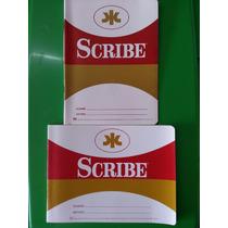 Libretas Antiguas Scribe Cuadernos Vintage Scribe 80s