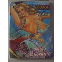 La Novela Policiaca, Viridiana- Dinero Sangriento #1842