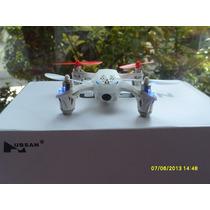Cuadricoptero Hubsan X4 H107d Fpv Imágenes En Tiempo Real