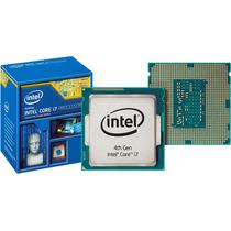 Procesador Intel Core I7 4790k 4.0ghz Sin Intereses