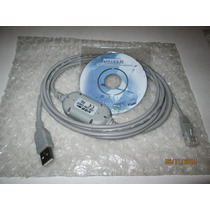 Cable Usb Male A Rj12 Con Driver Usb Link Cable