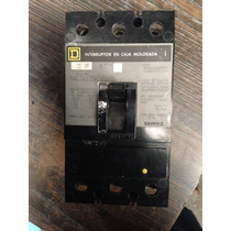 Interruptor 3 X 150 Amp Square D
