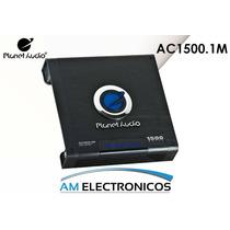 Amplificador Planet Audio 1 Canal 1500.1m 1500watts