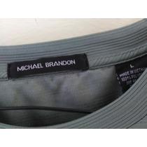 Playera Michael Brandon 100% Original Seminueva