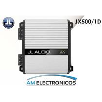 Amplificador Jlaudio Jx 500/1d 1canal 500watts