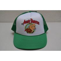 The Angry Beavers Gorra Retro Rapera Genial Verde Hottopic