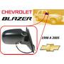 98-04 Chevrolet Blazer Espejo Lateral Electrico Lado Derecho