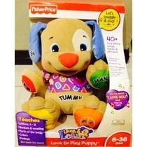 Fisher Price: Laugh And Learn Puppy, Perrito Interactivo