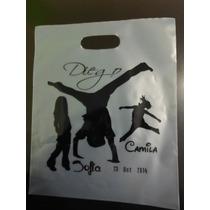 Bolsa Boutique Peronalizada Con Tu Logo 1 Tinta