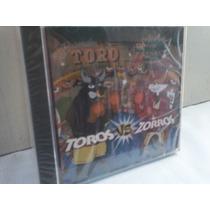 Banda Toro Y Banda Zorro. Toros Vs. Zorros. Cd.