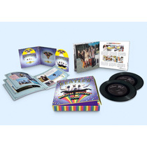 The Beatles Magical Mystery Tour Delux Edition Bluray Dvd Lp