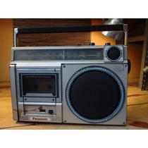 Radio Grabadora De Cassette Marca Panasonic