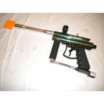 Marcadora De Gotcha Paintball Vl Triton Aluminio Comlpeta