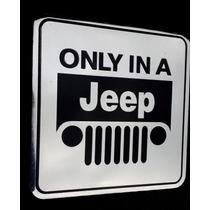 Emblema Jeep Wrangler Rubicon Liberty Compass Autoadherible